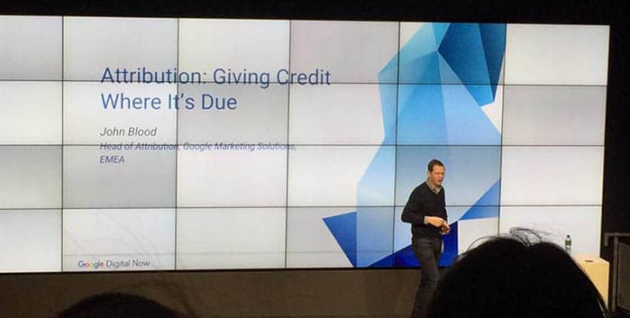 Google Digital Now Attributions