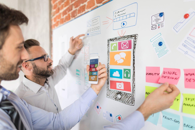 plan stratégie UX design