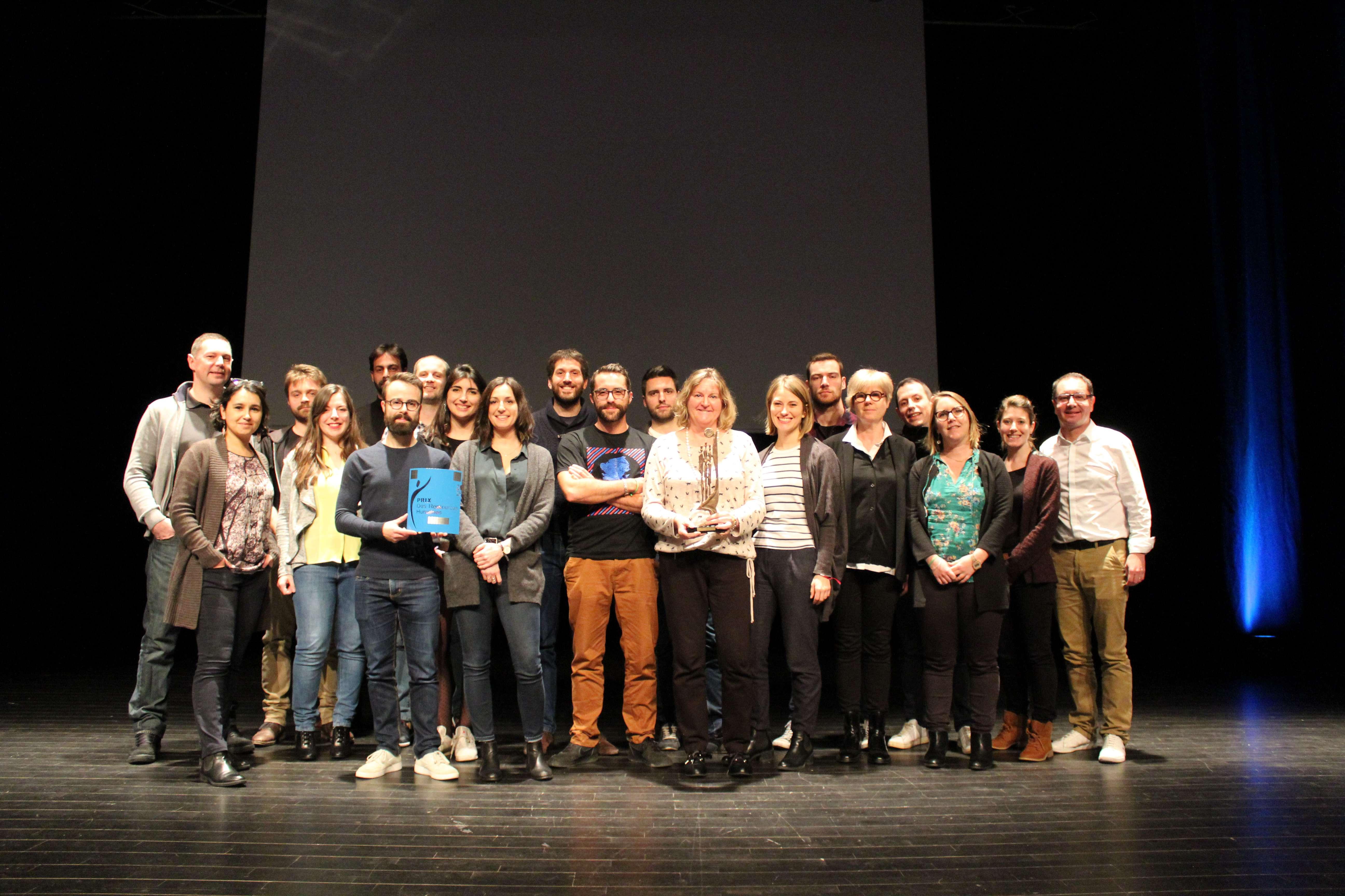 Yumens récompensée par le Prix RH PME du Grand-Ouest et les Oscars d'Ille-et-Vilaine en catégorie innovation sociale