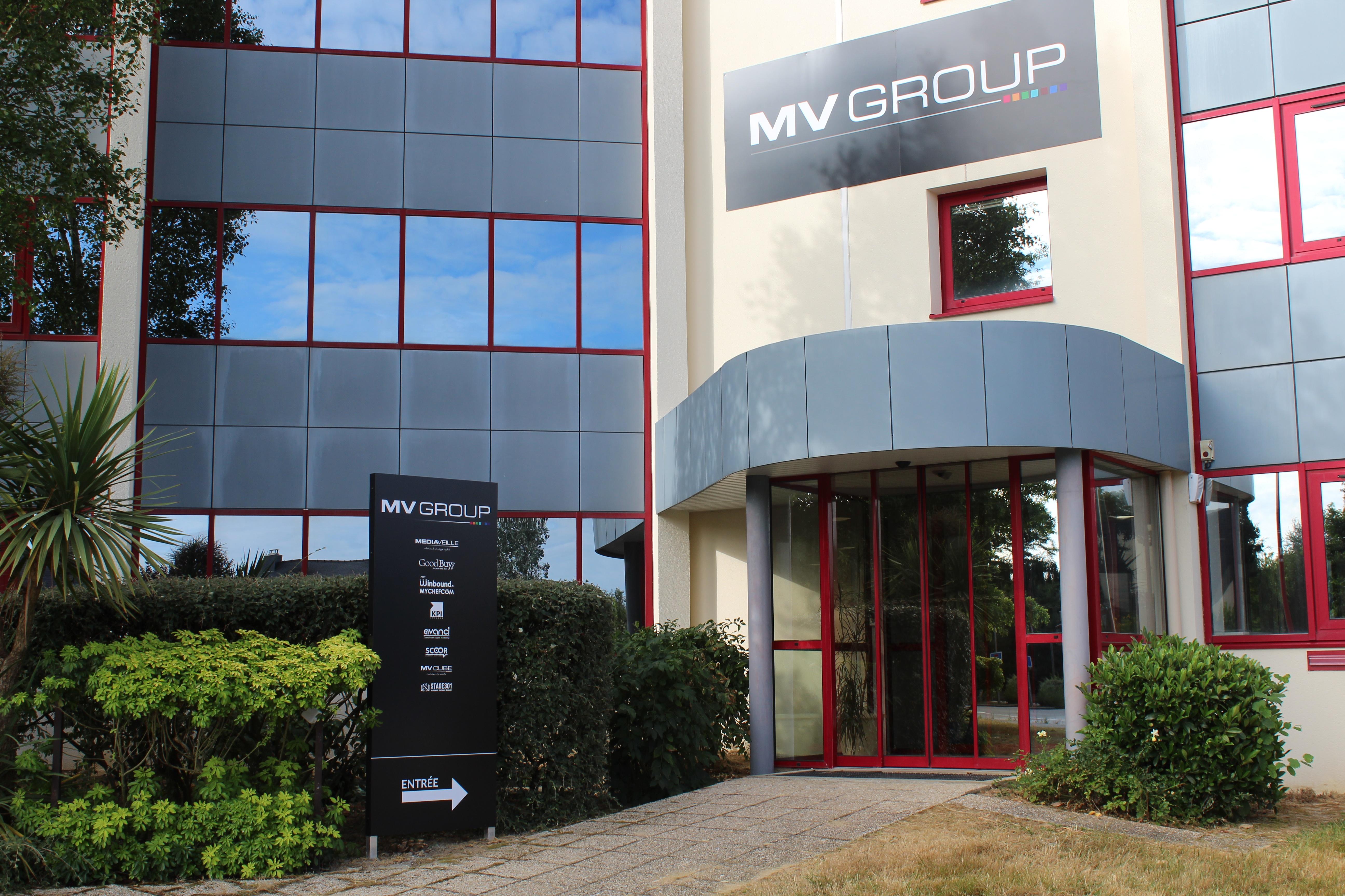 Un nouveau siège pour MV Group