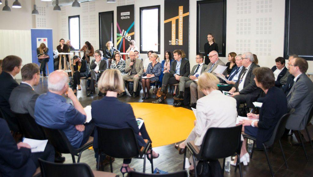 JITE 2017 | L'Ecole Digitale de la Nouvelle Chance valorisée dans les initiatives innovantes du territoire