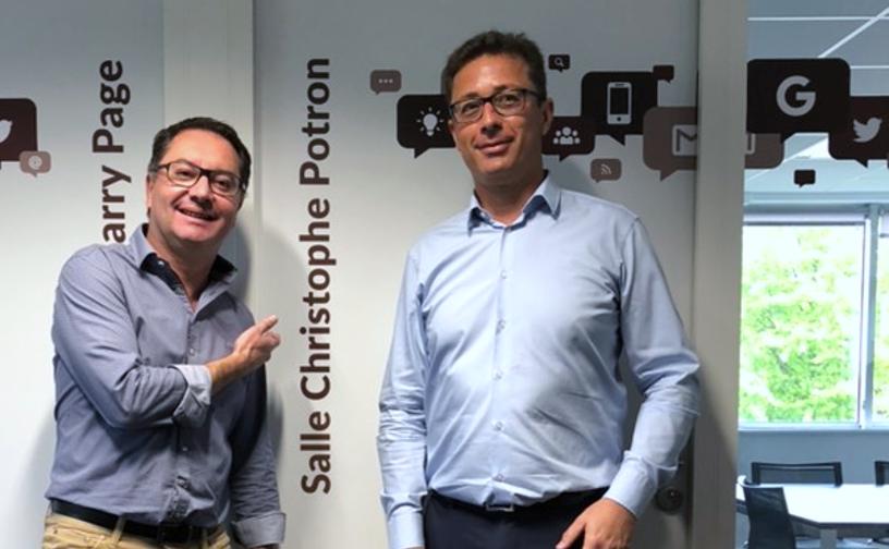 [Retrouvailles] Christophe Potron et Olivier Méril, histoire d'une rencontre autour de Yumens