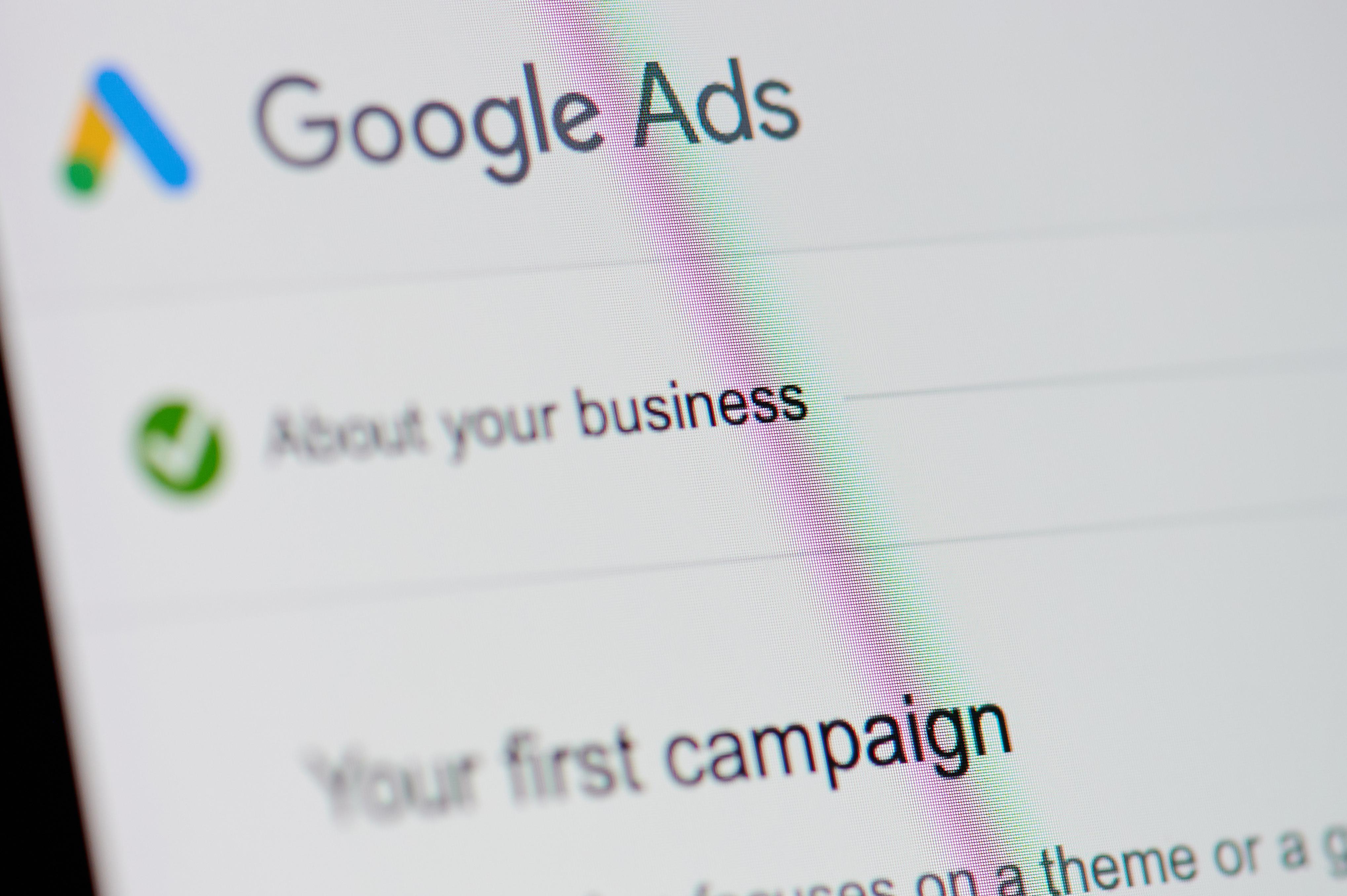 Google Ads : comment définir un budget pour mes campagnes ?